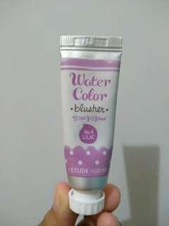 Etude Water Color Blusher-Lilac