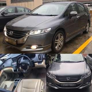Honda MPV for Rent Honda Odyssey 2.4 Auto
