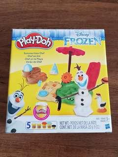 Play Doh Disney Frozen Summertime Olaf
