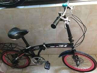 ERA STRIVE 3399 Foldable Bicycle