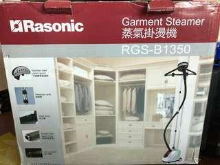 Rasonic 蒸氣掛燙機 RS-B1350 燙斗