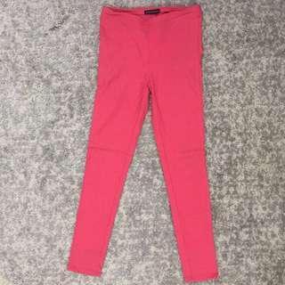 Soda Exchange Cotton Long Pants