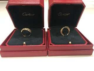 Limited Edition Classic Cartier Trinity Ring