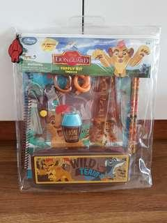 Disney The Lion Guard Stationary Supply Kit 10piece set