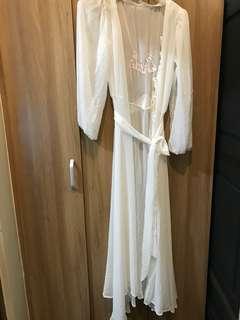 Bridal Dress for photoshoot