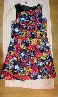 RACHEL - Rachel Roy - pretty dress - used