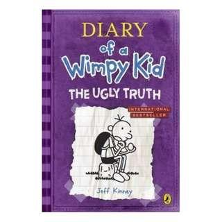 Diary of a Wimpy Kid The Ugly Truth (Paperback)