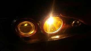 Lampu wira