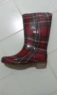 🚚 👍達新牌 (全新英倫雨靴