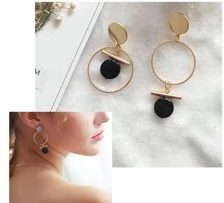 [NEW] Korean Fashion Irregular Earring Jewelry Accessories Women Earrings Gift