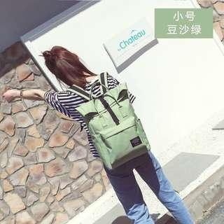 🚚 #831 Solid Colour Korean Styled Thin Strap Canvas Bag