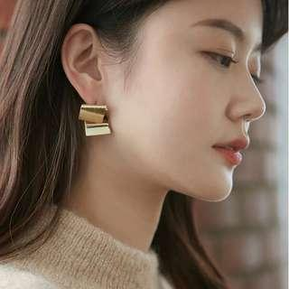 [NEW] Korean Fashion Stud Earring Jewelry Gift Accessories Women Earrings Workwear