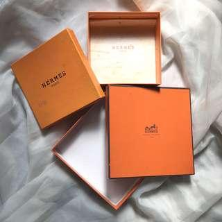 HERMES Wallet/Belt Box