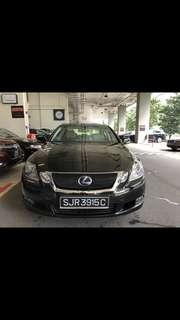 Lexus GS450h Hybrid 3.5 Auto Super Luxury