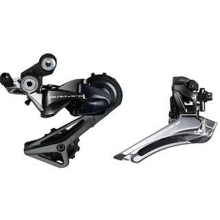Dura Ace 9100 Front and Rear D