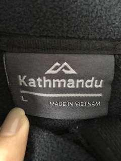Kathmandu fleece jumper