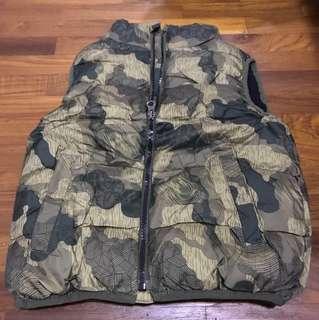 3-5 yrs old Mango winter vest