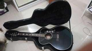 Gitar Akustik Elektrik Takamine EG451DLX