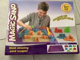 益智玩具Magic Sand魔法沙