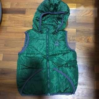 Winter Vest Benetton 3-4 yrs old
