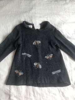 Zara Kids Knitted Dress