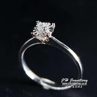 Cincin berlian 007