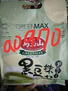 🚚 #特惠價# 馬玉山GREENMAX 黑豆抹茶 黑豆營養沖泡飲