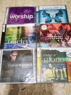 Christian Worship Selections ($10 for 3)