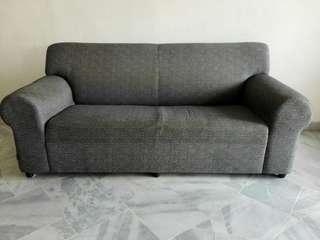 Sofa 2 Seater (grey)
