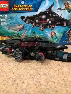 Lego 76095 Aquaman Black Manta Submarine ONLY
