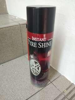 Amway Instant Tyre Shine and Dashboard Shine 350g