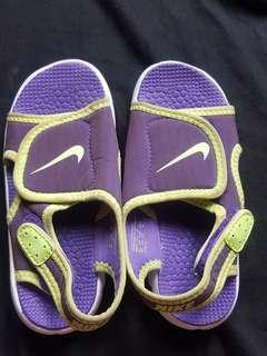 nike sunray sandals