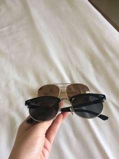 Kaca mata h&m dan miniso original!💙