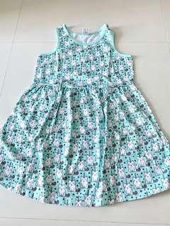 Premium Sleeveless Dress 7-8