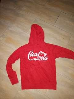 Cocacola woded.