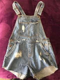 Glassons overalls size 10