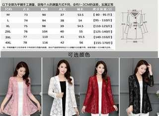 Pre-Order Lace Cardigan
