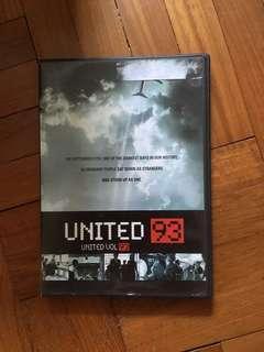 United 93. DVD