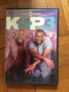 Key and Peele DVD: K & P 3