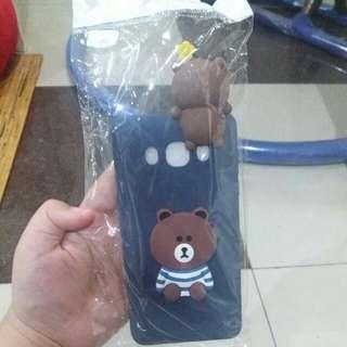 Bear Phone Case Samsung J5 2016