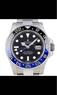 Buying Batman Rolex 116710BLNR