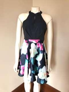 Dotti dress 10 bnwt