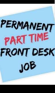 Part time assistant