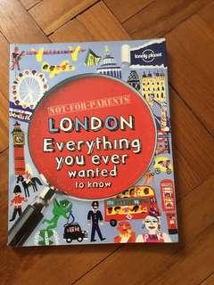 London-Everything you wanted to know.