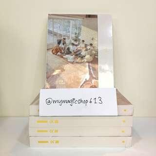 <LAST UNIT! > BTS EXHIBITION BOOK #BTS #READYSTOCK #FULLSET #LOOSEITEM