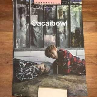 [ WTS ] seventeen teen,age scoups the8 poster
