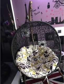 SWING CHAIR with FREE cushion