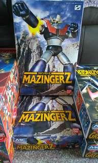 Mechanic Collection kit Mazinger Z