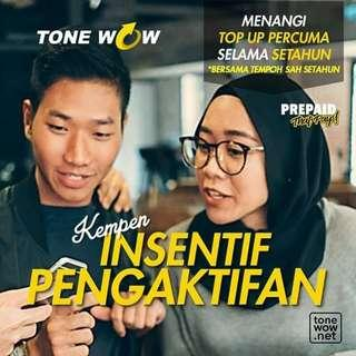 Tone Wow SimPack(for Dealer Only)