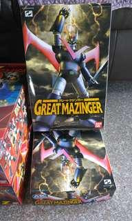 Mechanic Collection kit Great Mazinger